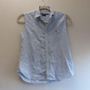 Ralph Lauren Sport Sleeveless Button Up 4